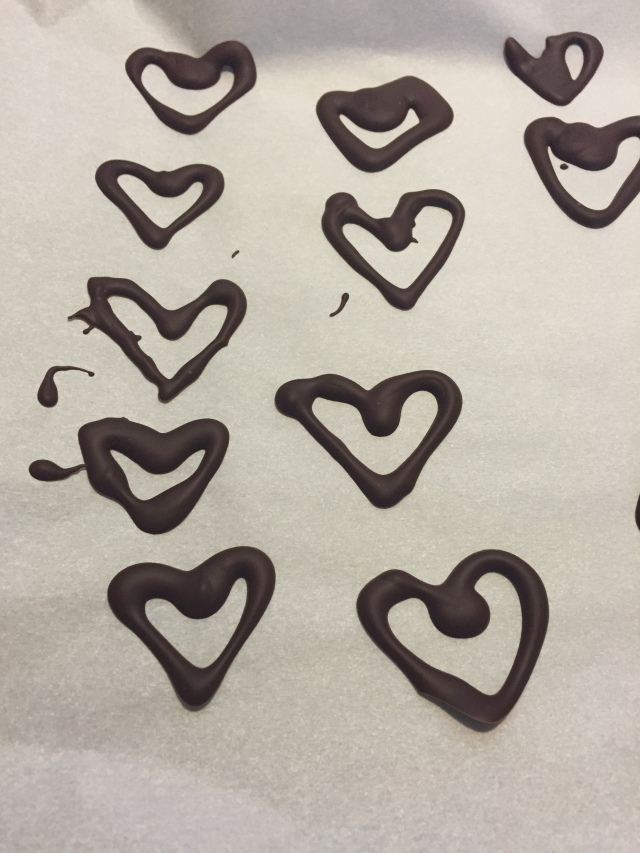 Chocolate Chai Latte Cupcake